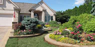 Burnsville MN Landscaping for curb appeal